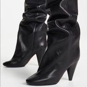 ISABEL MARANT Lacine boots